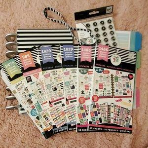 Happy Planner Sticker Bundle